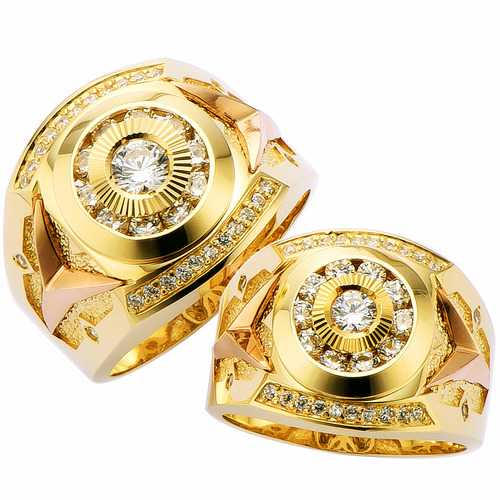 CL90046 르콤브 Yellow & Pink Gold