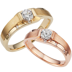 CF40018 뱅상티아 Yellow & Pink Gold